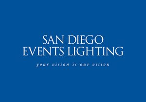 San Diego Events Lighting