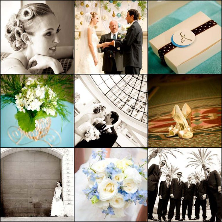 real weddings  ::   will and amber