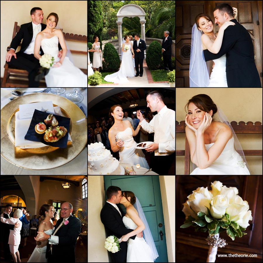 real weddings  ::  paul and angie