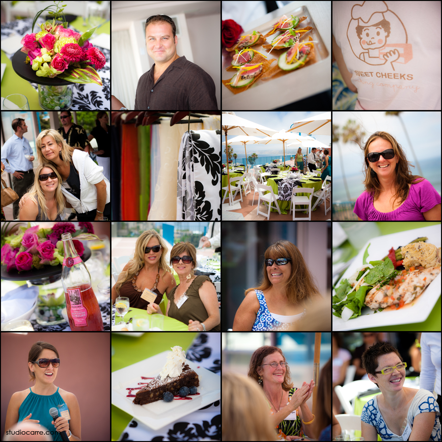 news:: Luncheon at La Jolla Cove Suites