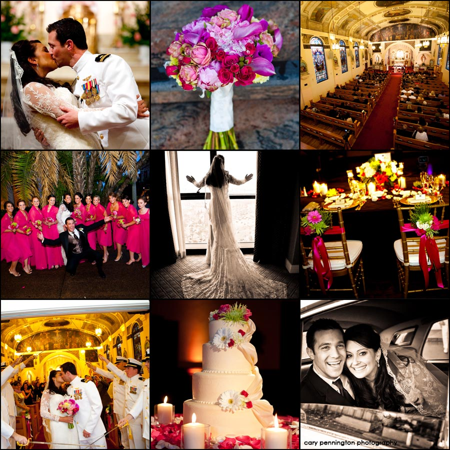 real weddings :: ben and tricia