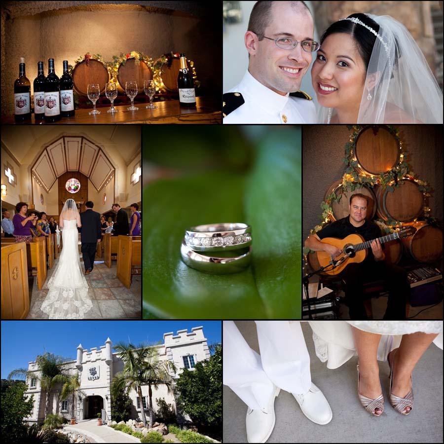 real weddings :: ian and trisha