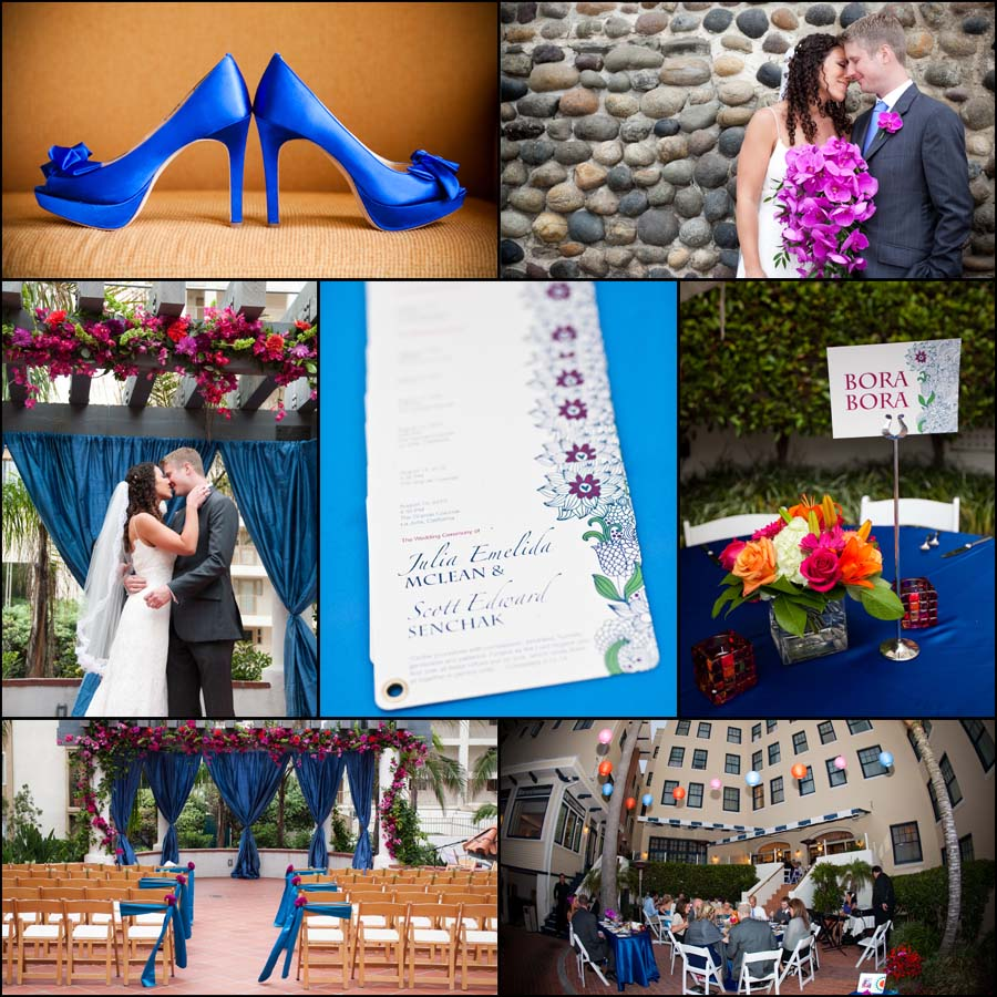 real weddings :: scott and julia