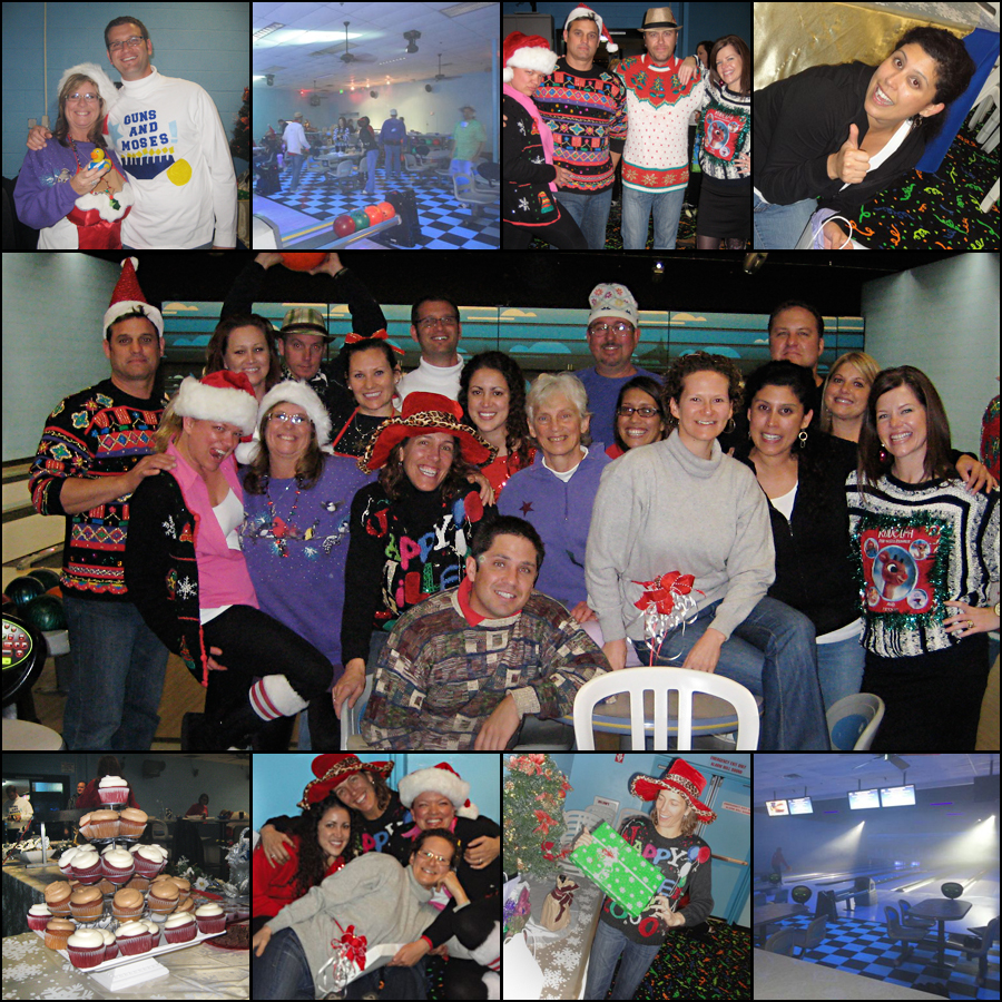 news :: december's ugly sweater party