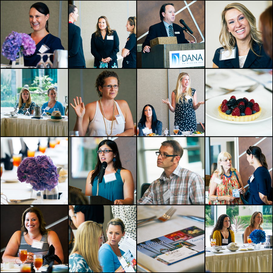 news + press :: august luncheon at the dana on mission bay