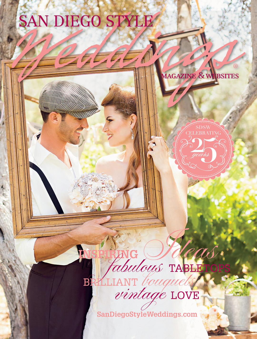 news + press :: san diego style weddings magazine – fall 2012