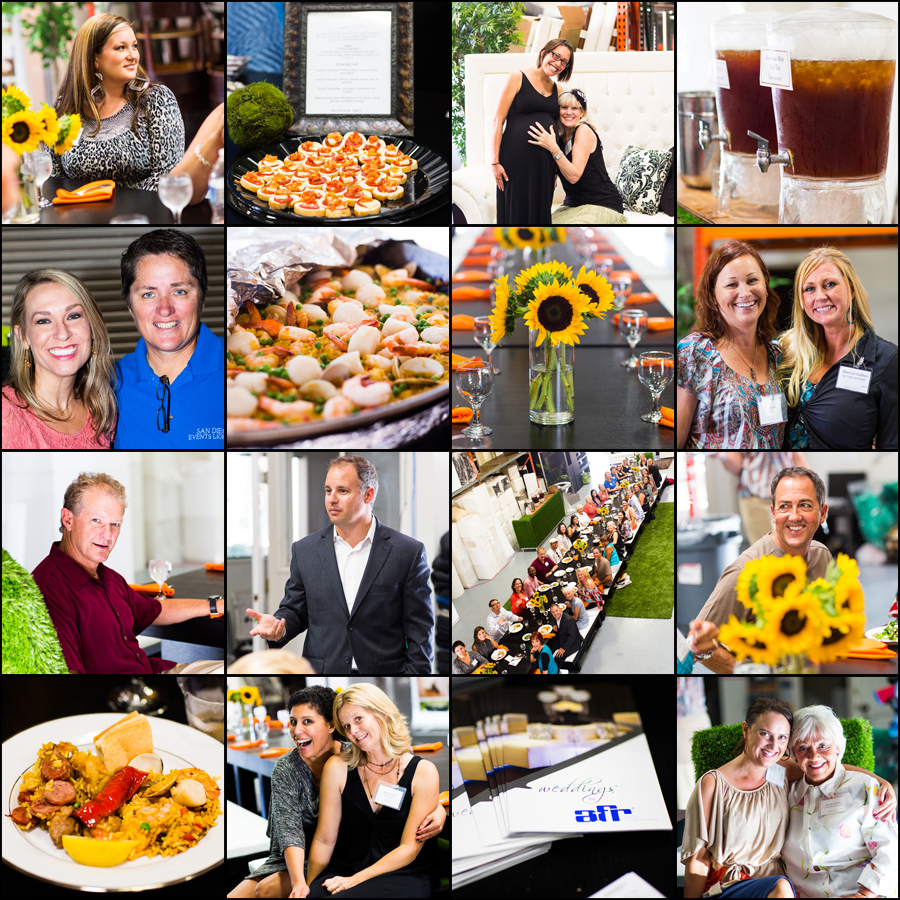news + press :: september luncheon at AFR Furniture Rental