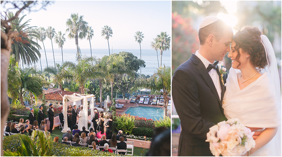 Real Wedding :: Nicole + Sean | La Valencia Hotel