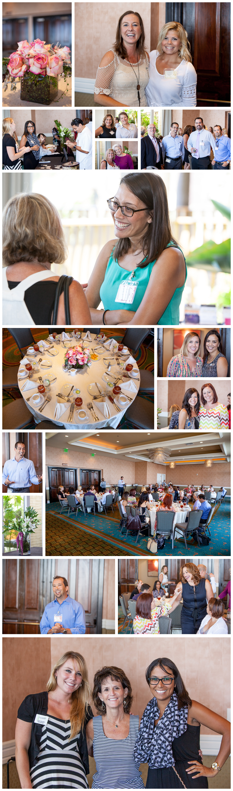 new + press :: august meeting at paradise point resort + spa