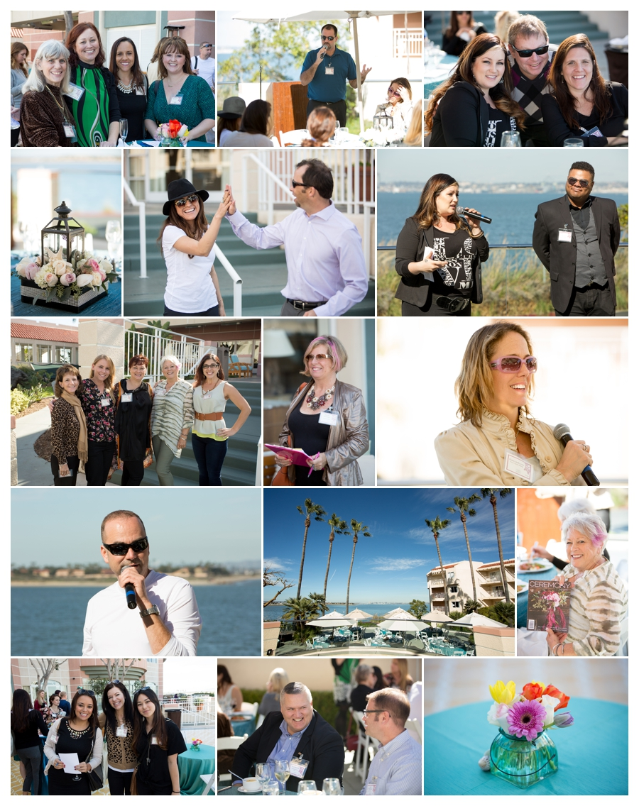 january networking :: starting off the new year at loews coronado resort