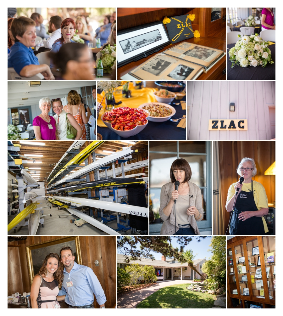 new + press :: june's networking meeting at zlac rowing club