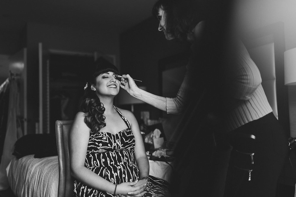 San Diego Hair and Make-up Artist