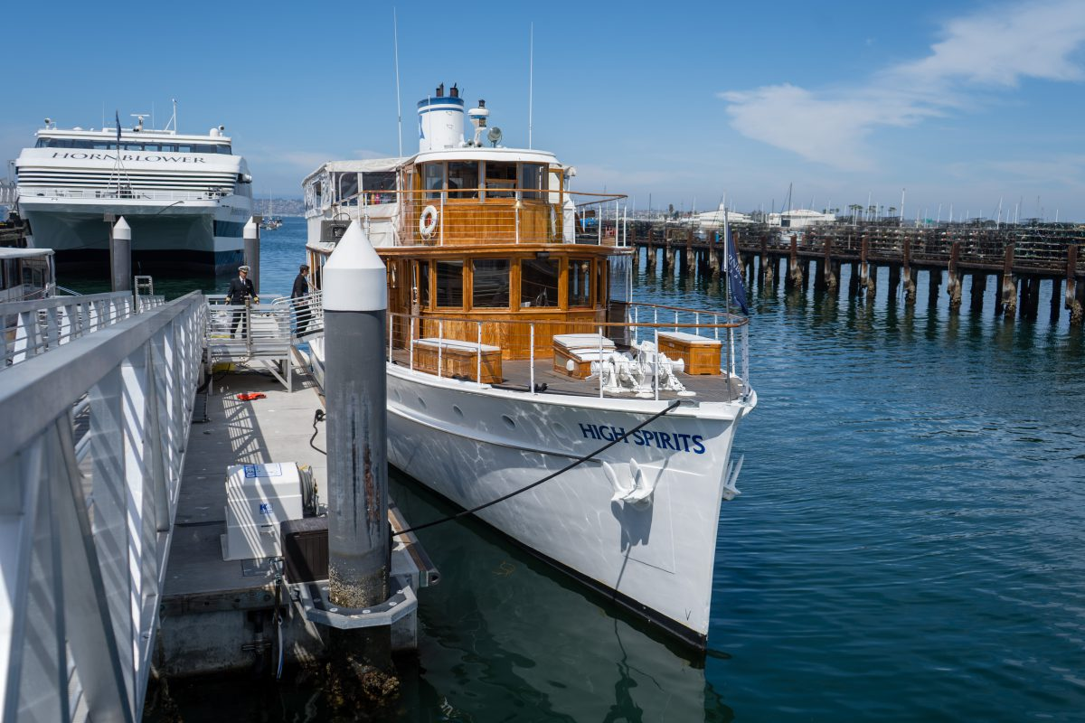 April Meeting: Hornblower Cruises and Events