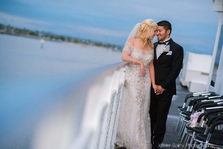 Beauty and Fun on a wedding cruise