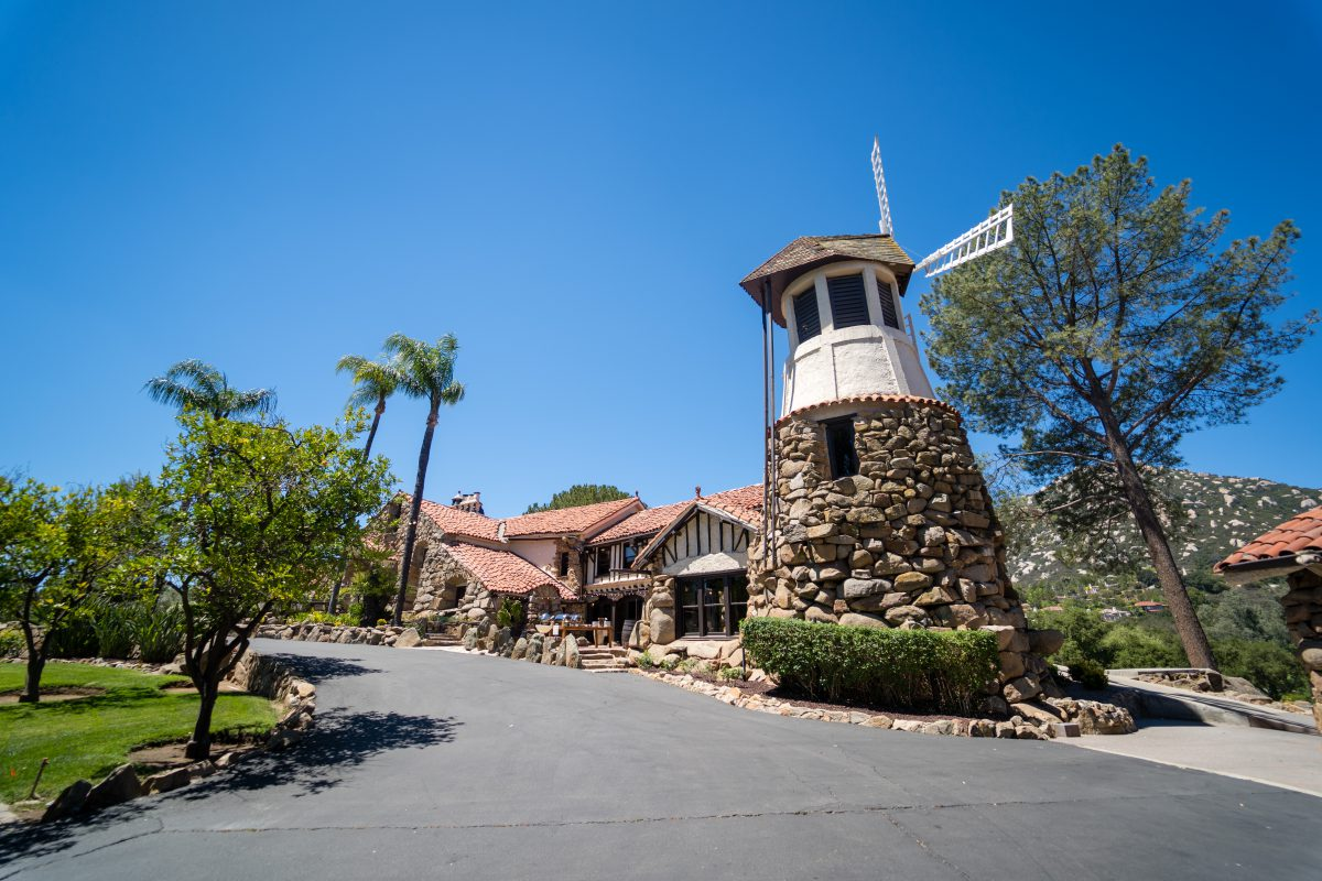 June Meeting: Mt. Woodson Castle